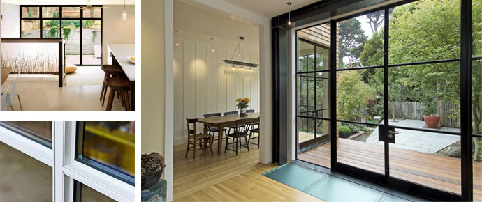Hot Rolled Steel Windows and Doors - Crittall on