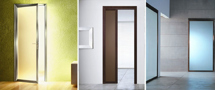 & Interior Sliding and Hinged Door Systems